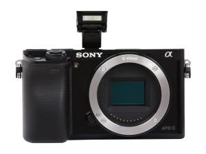 Fotocamera Mirrorless Sony A6000 Body (Solo Corpo) ILCE-6000 Black