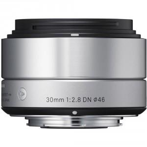 Sigma 30mm F2.8 DN | A (M3/4) Silver