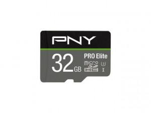 Scheda micro SDHC Pny pro elite 32GB