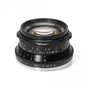7artisans 35mm F1.2 (Canon EOS M)