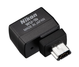 Adattatore Wireless Nikon WU-1B