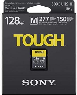 Scheda di Memoria Sony SD-XC 128 GB Serie M