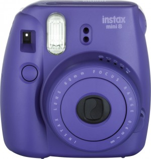 Fotocamera Compatta Fuji Mini 8 Grape Purple