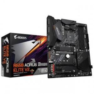 Scheda madre Gigabyte B550 Aorus Elite V2 AMD B550