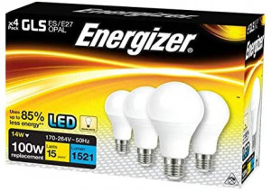 ENERGIZER ES9022 LAMPADINA LED (CONFEZIONE 4 PEZZI)
