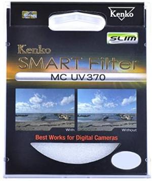 Filtro kenko smart MC UV370 UV Slim 52mm
