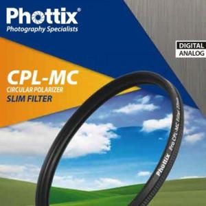Phottix Slim CPL-MC Polarizzatore Circolare 55mm