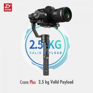 Zhiyun Crane Plus Stabilizzatore elettronico per Reflex e Mirrorless Gimbal