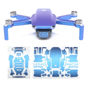 Skin per Mavic Mini (Celeste Blue)