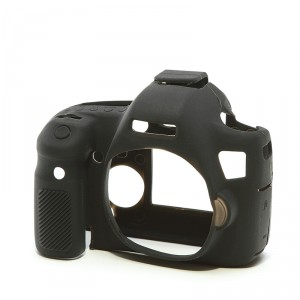 Camera Armor easyCover Silicone black Canon 7D Mark II