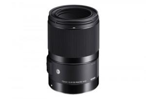 Sigma 70mm F2.8 DG Macro Art Sony attacco E