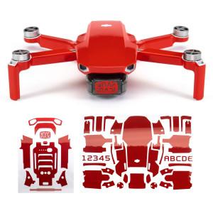 Skin per Mavic Mini (Super Red)