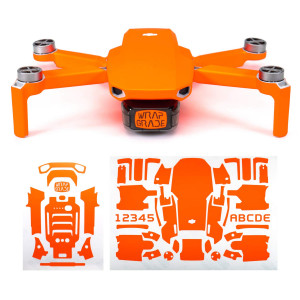 Skin per Mavic Mini (Skin per Mavic Mini (Neon Orange)