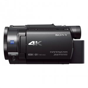 Videocamera Handycam Sony FDR-AX33 4K
