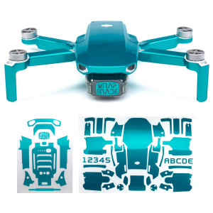 Skin per Mavic Mini (Caribbean Blue)