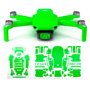 Skin per Mavic Mini (Neon Green)