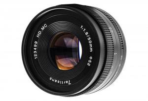 7artisans 50mm f/1.8 Micro 4/3