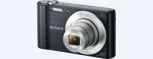 Sony Cyber-Shot DSC-W810 Black