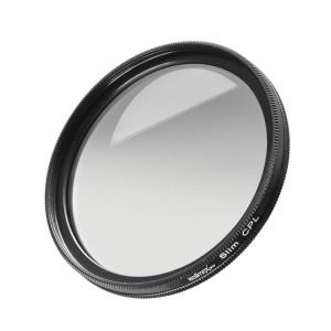 Walimex polarizzatore circolare Slim 52 mm Nero