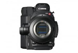 Canon EOS C300 Mark II (attacco EF)