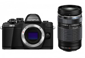 Fotocamera Mirrorless Olympus OM-D E-M10 Mark II Kit 14-150mm II Black