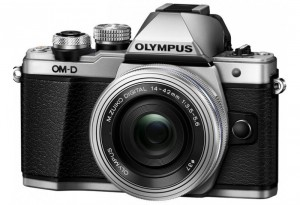 Fotocamera Mirrorless Olympus OM D E-M10 Mark II Kit 14-42mm EZ Silver