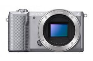 Sony Alpha 5000 a5000 Body (Solo Corpo) ILCE-5000 Silver (Menù Inglese)