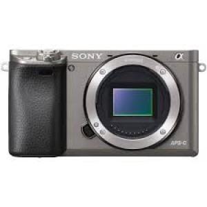 Fotocamera Mirrorless Sony A6000 Body (Solo Corpo) ILCE-6000 Graphite