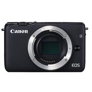 Fotocamera Mirrorless Canon EOS M10 Body (Solo Corpo) Black