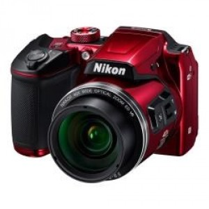 Fotocamera Bridge Nikon Coolpix B500 (Red)