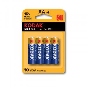 Batterie Stilo KODAK Max Super Alkaline (AA)