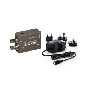 BlackMagic Micro Converter SDI ad HDMI