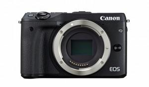 Fotocamera Mirrorless Canon EOS M3 Body (Solo Corpo) Black
