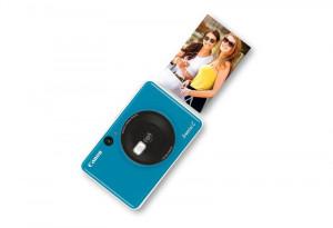 Fotocamera Digitale Compatta Canon Zoemini C Seaside Blue