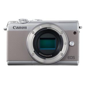 Fotocamera Mirrorless Canon EOS M100 Body Grey