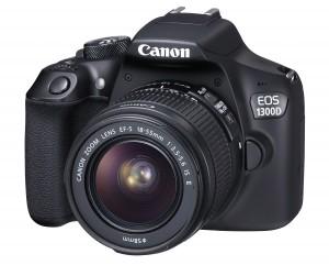 Fotocamera Digitale Reflex Canon EOS 1300D Kit + 18-55mm IS II