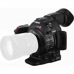 Videocamera Digitale Canon EOS C100 Mark II MK II Cinema Camera body (EF mount)