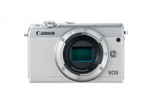 Fotocamera Mirrorless Canon EOS M100 Body White