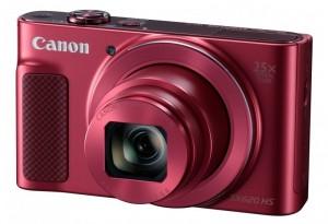 Canon Powershot SX620 HS Rossa