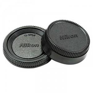 Tappo Body+Lens Nikon