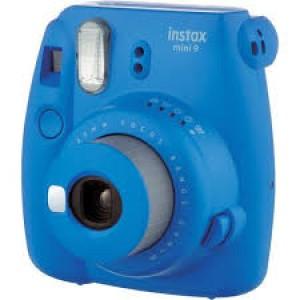 Fotocamera Compatta Fuji Instax Mini 9 Cobalt Blue Garanzia Fujifilm Italia