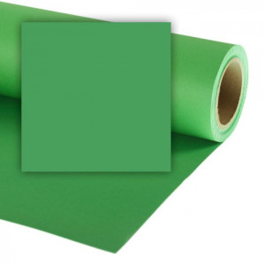 Colorama Fondale in Carta 1.35 x 11m Chromagreen