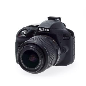 Camera Armor easyCover Silicone Black Nikon D3300 D3400