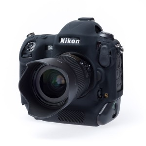 Camera Armor easyCover Silicone Black Nikon D4S