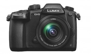 Fotocamera Mirrorless Panasonic LUMIX DMC-GH5 + 12-60mm f/3.5-5.6