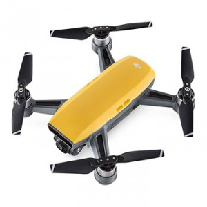 Drone DJI Spark Sunrise Yellow