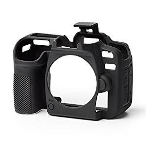 Camera Armor easyCover Silicone Black Canon 6D Mark II