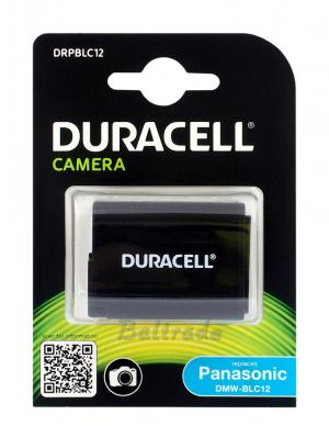 Batteria Duracell Compatibile Panasonic Lumix FZ200 DMW-BLC12