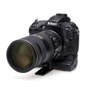 Camera Armor easyCover Silicone black Nikon D810 Battery Grip