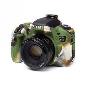 Camera Armor easyCover Silicone Mimetico Canon 760D